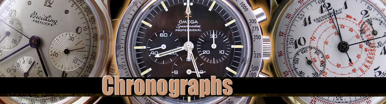 Chronograph Repair