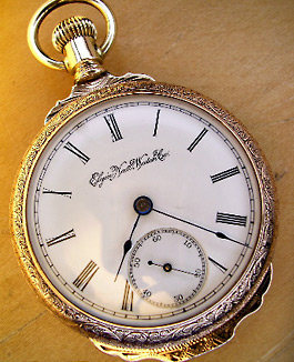 Antique Pocket Watch Services