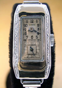 1920's Olympic nurses watch
