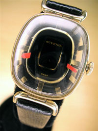 Juvenia cocktail watch 1960