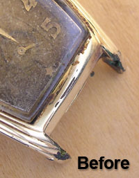 Wrist Watch Repair