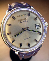Longines Admiral calendar automatic 1967