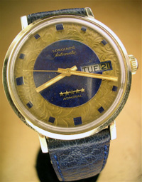 Longines Admiral day - date automatic 1964