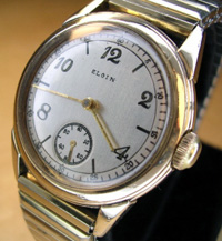 1943 Elgin military issue wrist watch