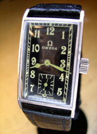 1936 Omega military dial