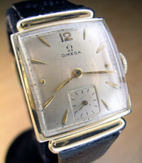 1947 Omega with hidden lugs