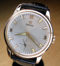 1949 Omega automatic 17 jewel