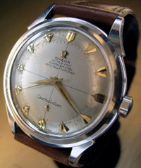 1953 Omega Constellation chronometer