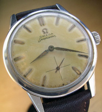 1953 Omega Seamaster in stainless