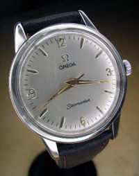 1958 Omega Seamaster 17 jewels
