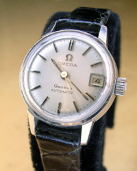1965 Omega ladies automatic calendar