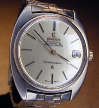 1968 Omega Constellation calendar