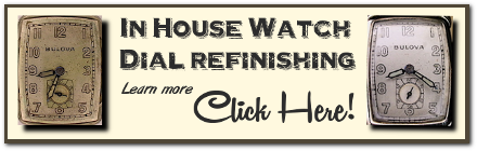 watch dial refinishing